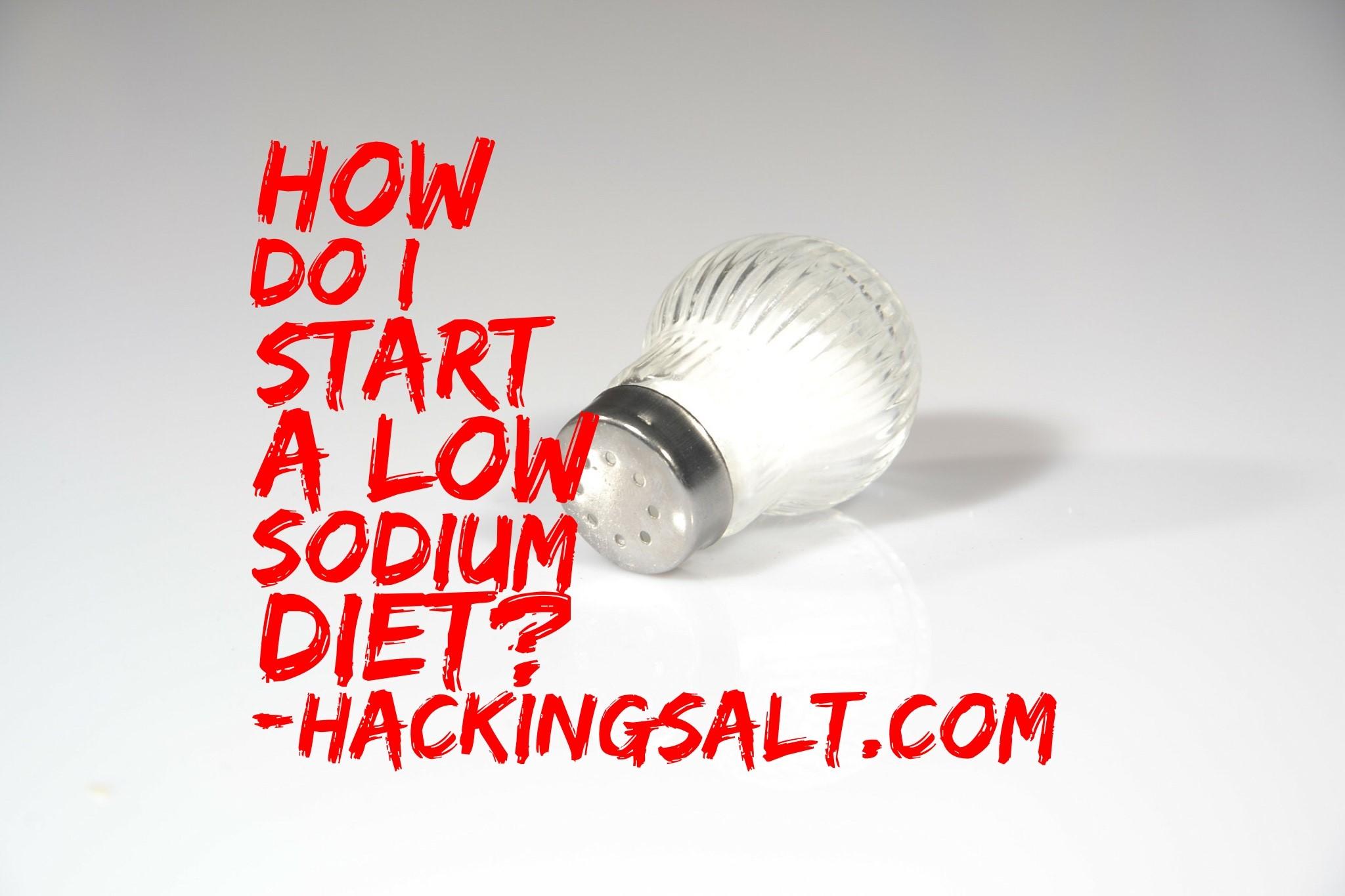 how do i start a low sodium diet - hacking salt, Skeleton