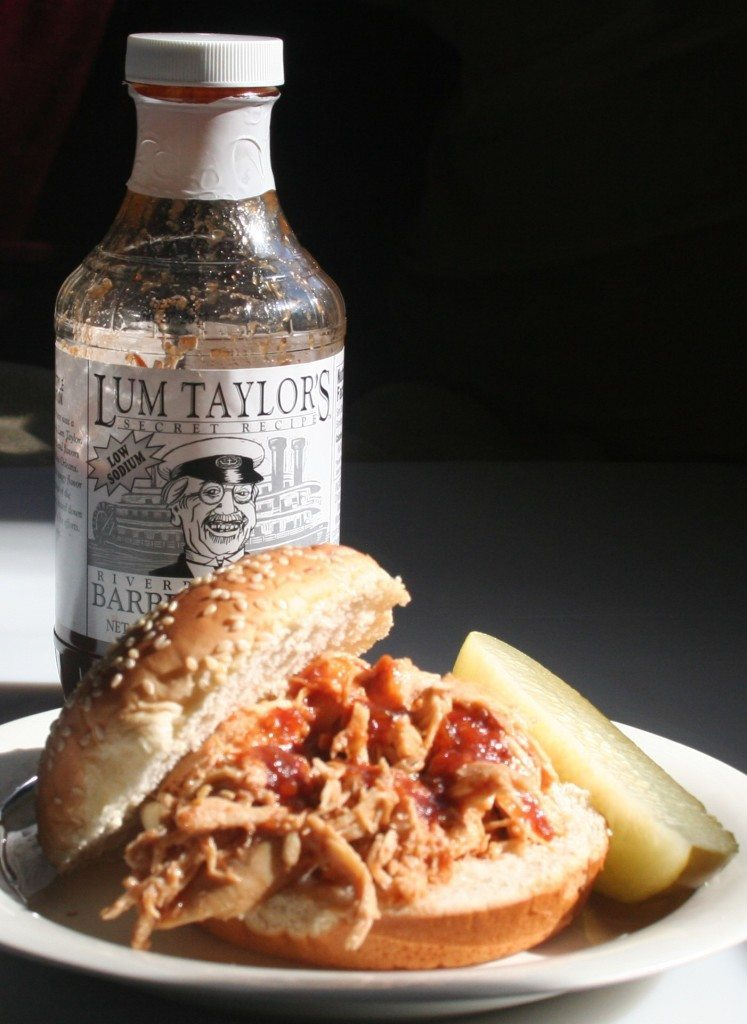 Lum Taylors Low Sodium Barbecue Sauce