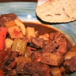 Low Sodium Guinness Beef Stew