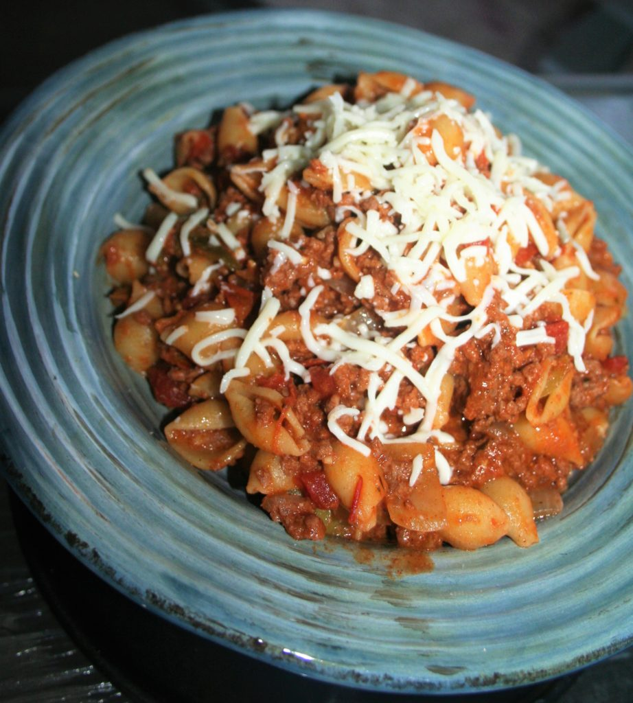 Low Sodium American Goulash