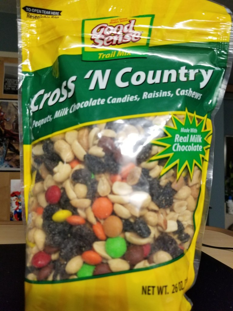 Cross n Country Low Sodium Trail Mix