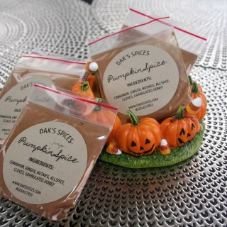 Salt Free Pumpkin Spice From Dak's Spices
