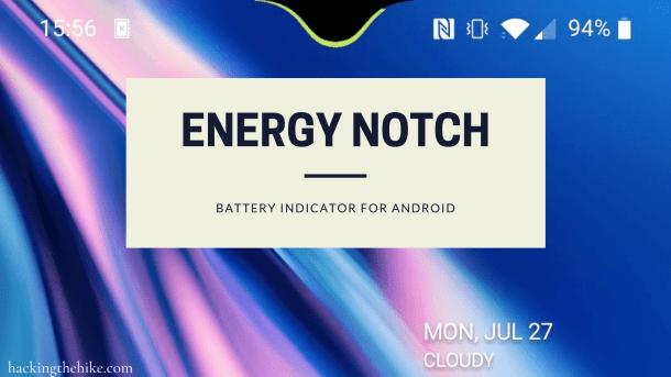 Energy notch
