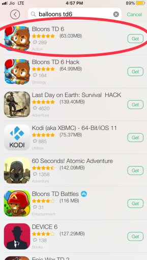 How to Download BTD6 for free on iOS