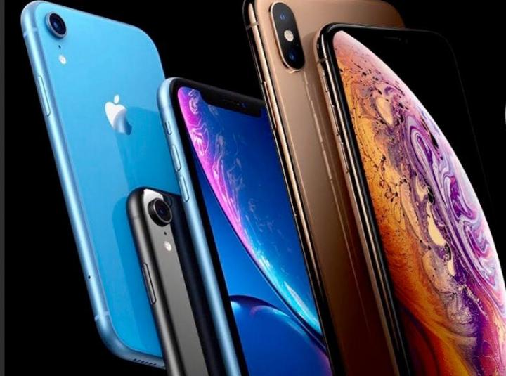 iPhone Xs, Xs Max and Xr
