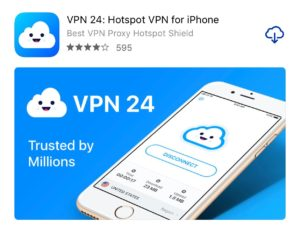 Free VPNs For iPhone