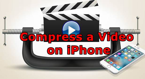 How to Compress a Video on iPhone