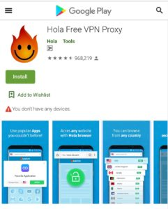 10 Best Free Unlimited VPN For Android