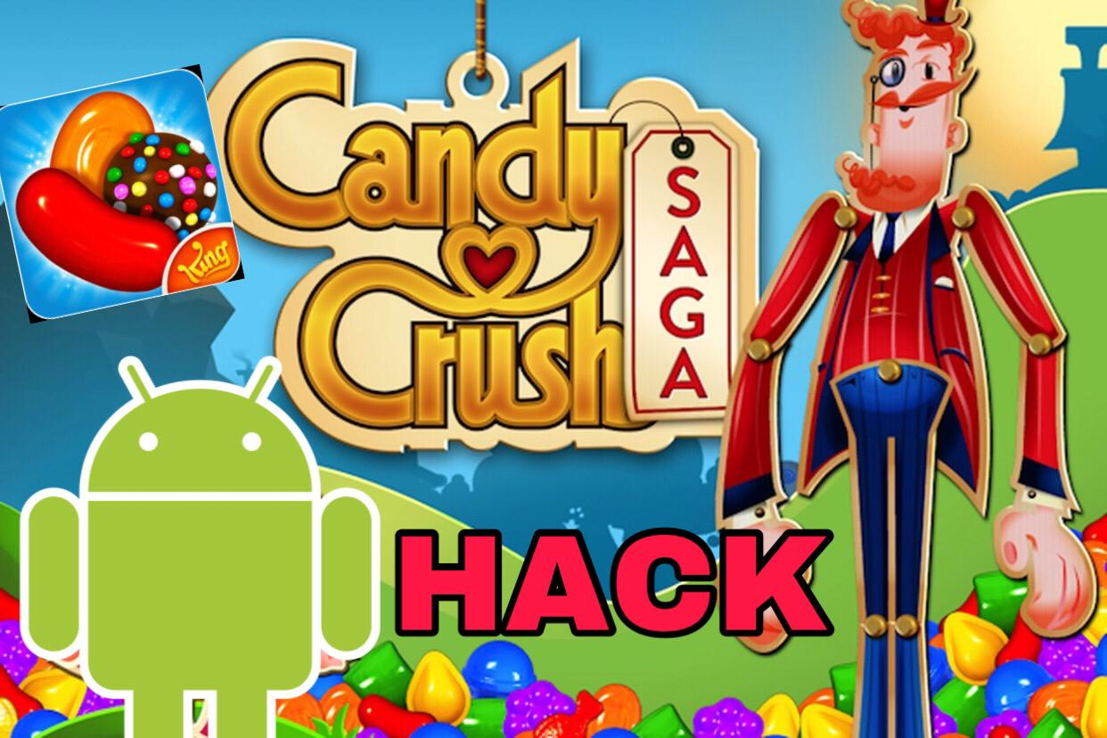 How to Hack Candy Crush Saga Android