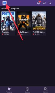 How to stream on Twitch from iPhone