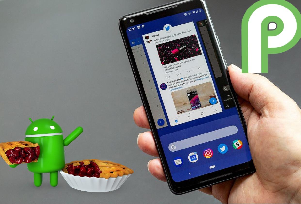 Android pie download