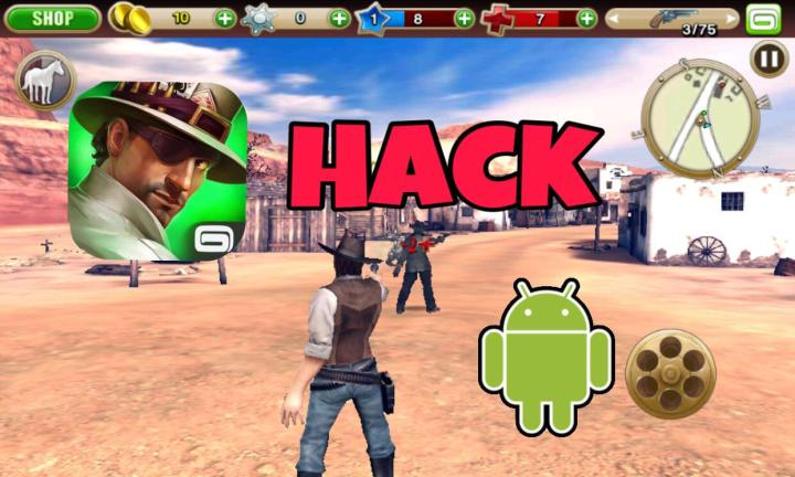 How to Hack Six Guns Android No Root