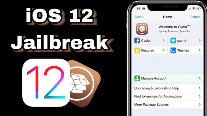 iOS 12 jailbreak download