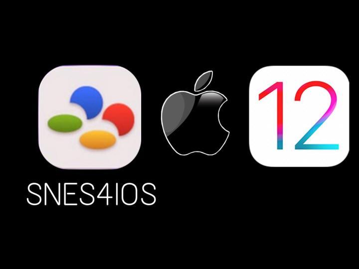 SNES4IOS iOS 12