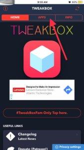 Tweakbox