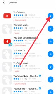 Youtube++ Download iOS 13