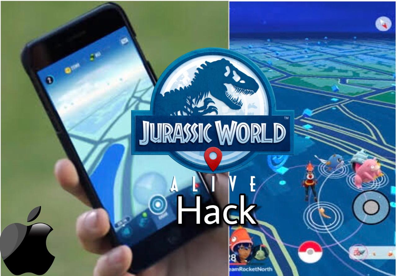 how to hack jurassic world alive ios