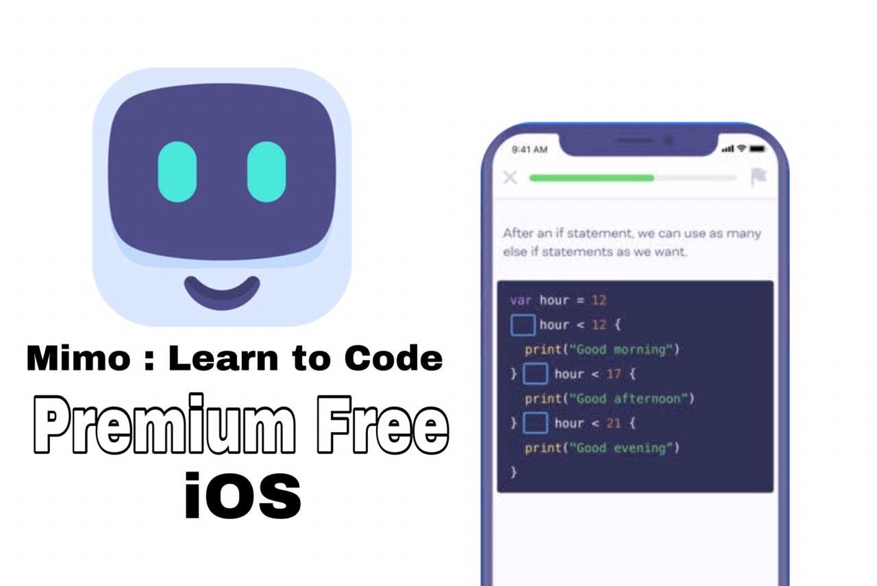 Mimo Premium Free Download iOS