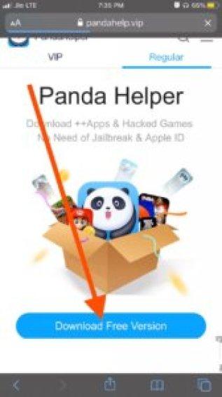 Download Pandahelper
