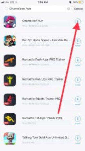 Chameleon run iOS free download