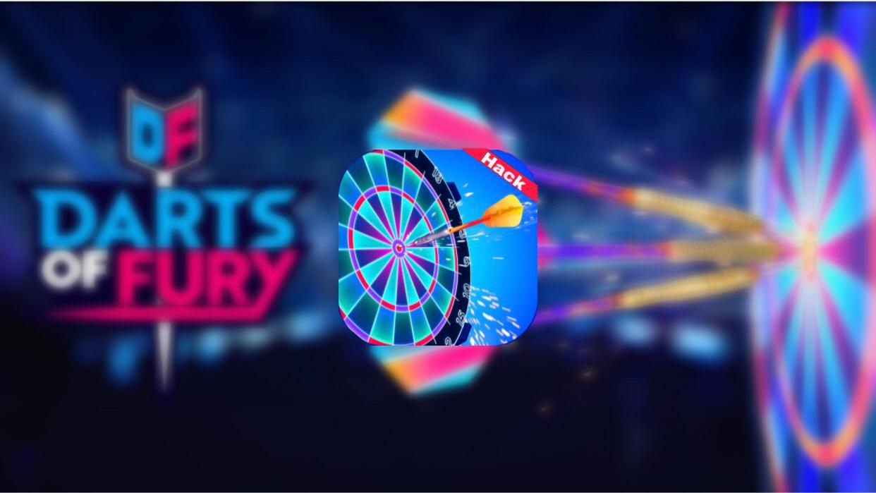 Darts Of Fury Hack iOS