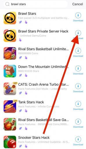 Brawl Stars Hack iOS
