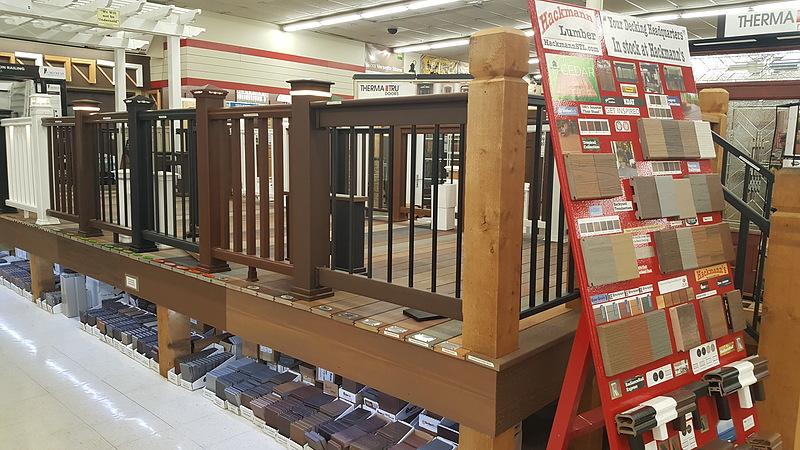 Decking Materials  Supplies  St Louis  St Charles