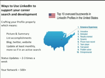 GovCon Career Webinar - Using LinkedIn