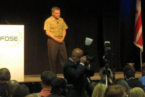 "U.S. Marine Corps General James ""Hoss"" Cartwright"