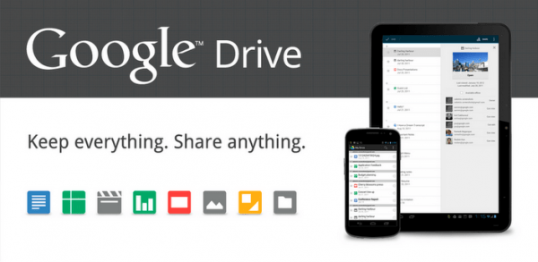 Download Google Drive APK file
