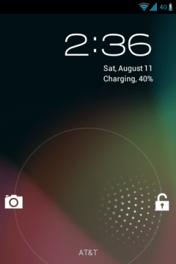 Jelly Bean for HTC Aria