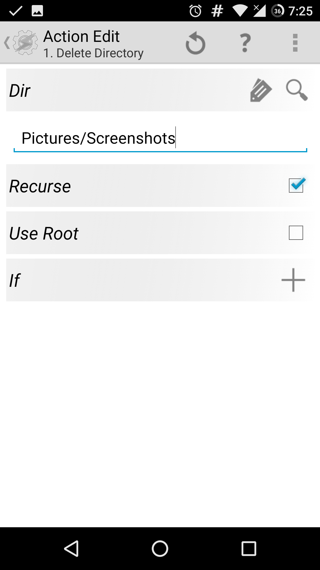 how to delete an account on my android device