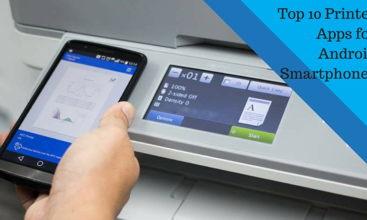 Top 10 Printer Apps for Android Smartphones