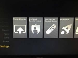 hack amazon firestick settings to install kodi