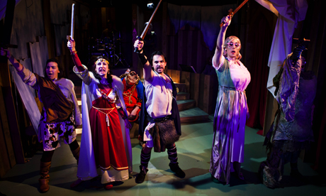 Beowulf - The Panto!
