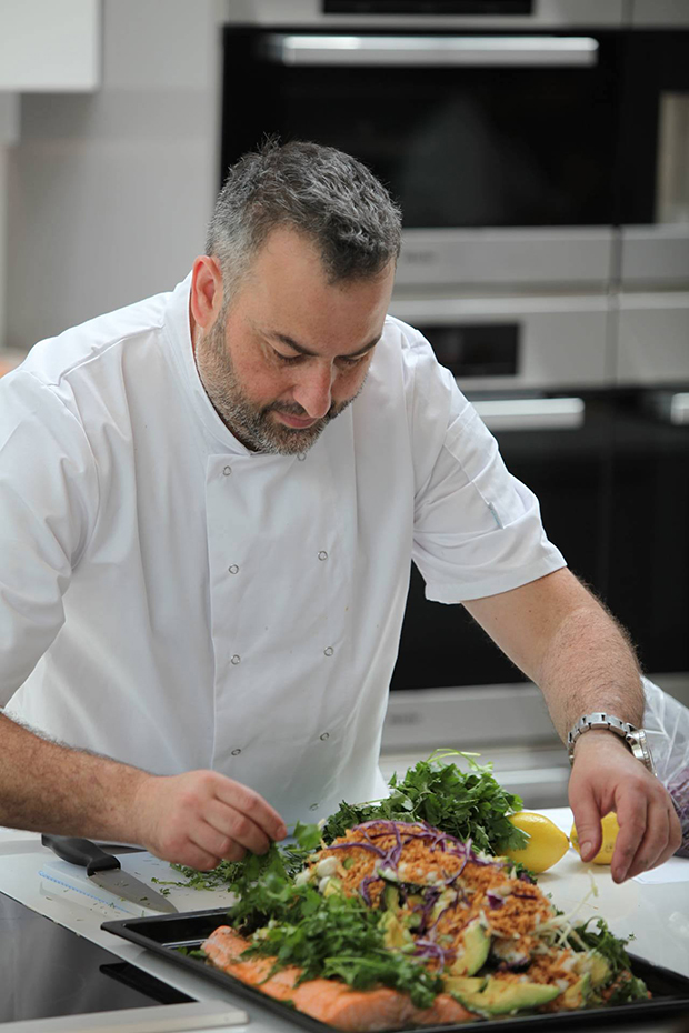 Chef Chris Honor