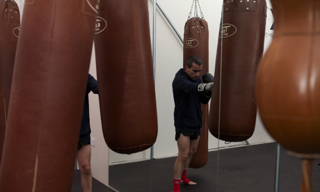 Kick Thai Boxing. Photograph: Kick Studio