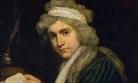 Mary Wollstonecraft by John Opie