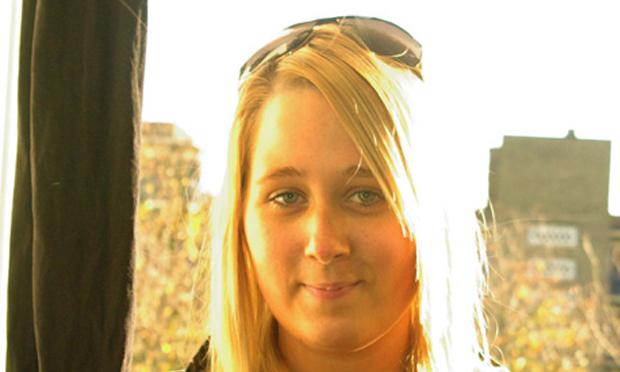 Exbury House resident Melissa Wingrove