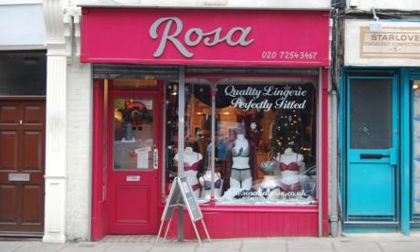 Rosa Lingerie 009