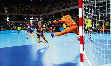 London Handball Cup part of the London Prepares Test Event Series