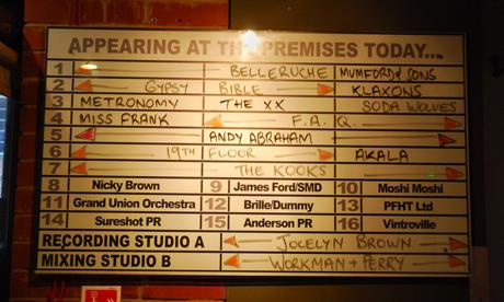 The Premises Recording Studios