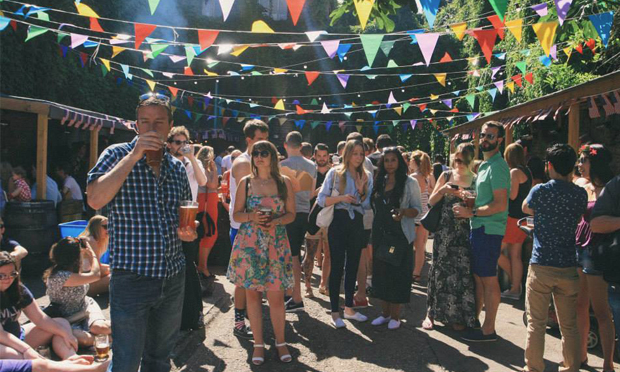 Strongroom Bar Cider and Cheese Festival, 22-25 June