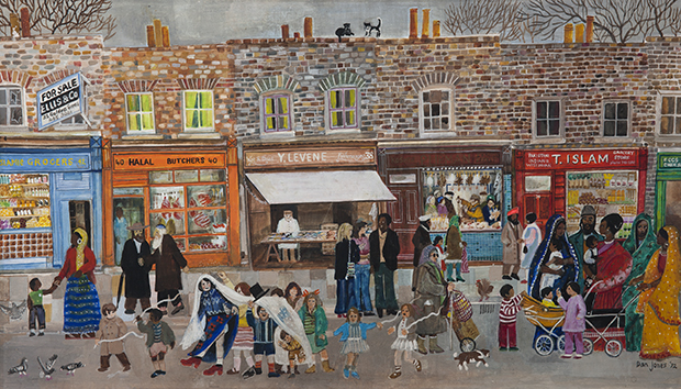 Dan Jones, Hessel Street, (1972)