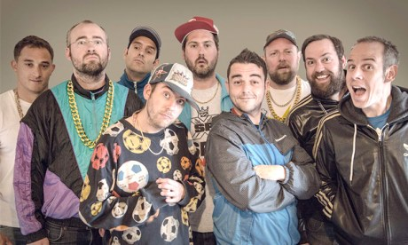 Fear of a Welsh Planet: Goldie Lookin' Chain
