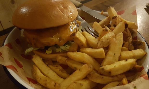 Honest Burgers