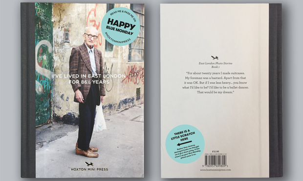 Written from scratch: the damaged books that Hoxton Mini Press are giving away next week. Photograph: Hoxton Mini Press