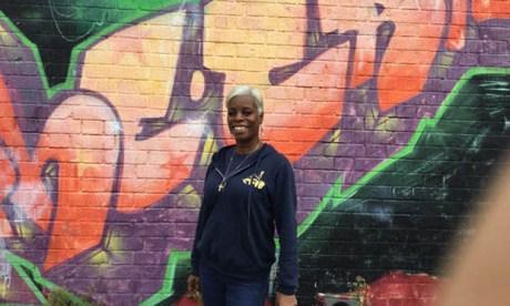 Pride of Britain finalist Janette Collins