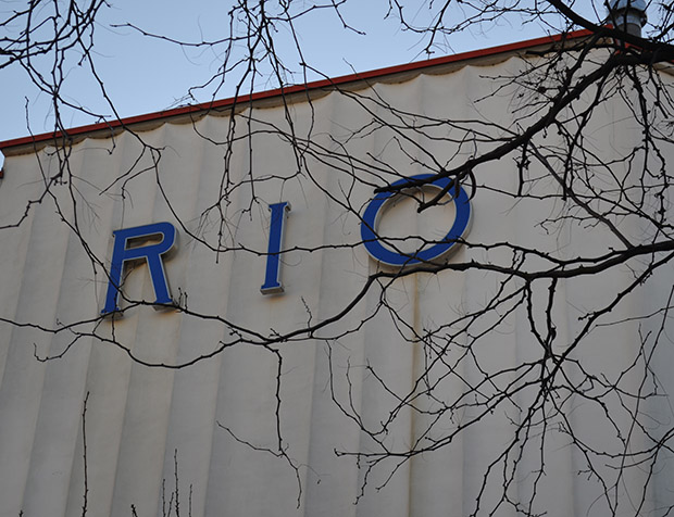Expanding: Dalston's Rio Cinema