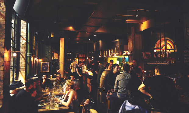 "Comfort-Thai-ble: the ""pleasingly bustling and casual"" interior of Smoking Goat"